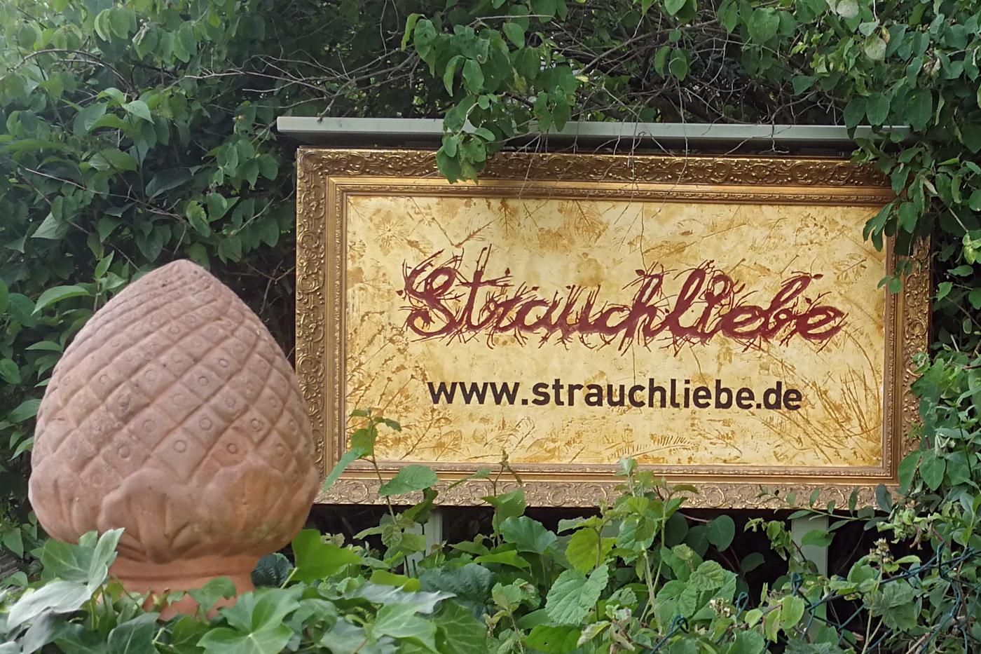Strauchliebe Logo